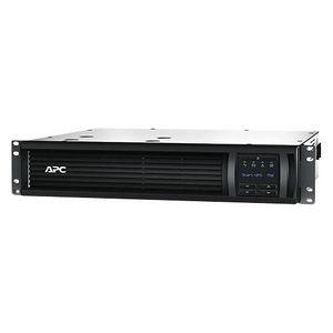 APC SMT750RMI2U Smart-UPS 750VA 500W Rack-mountable UPS
