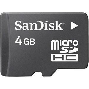 SanDisk SDSDQM-004G-B35 4 GB microSDHC