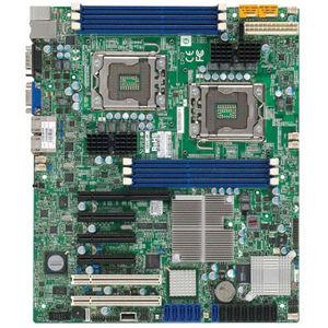 Supermicro MBD-X8DTL-L-B Server Motherboard - Intel 5500 Chipset - Socket B LGA-1366