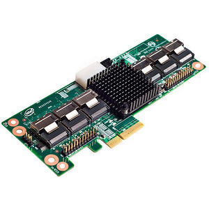 Intel RES2SV240 24-port SAS Controller Expander