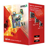 AMD AD3500OJGXBOX A6-3500 Triple-core (3 Core) 2.10 GHz Processor - Socket FM1 Retail Pack