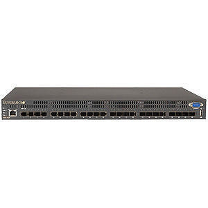 Supermicro SSE-X24SR Layer 3 Switch