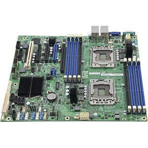 Intel DBS2400SC2 S2400SC2 Server Motherboard - Chipset - Socket B2 LGA-1356