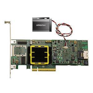 Adaptec 2266800-R 5Z 5405Z 4-Port SAS RAID Controller
