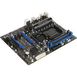 MSI 990FXA-GD65 V2 990FXA-GD65V2 Desktop Motherboard - AMD Chipset - Socket AM3+