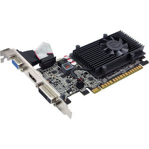 EVGA 01G-P3-2615-KR GeForce GT 610 Graphic Card - 810 MHz Core - 1 GB DDR3 SDRAM - PCI-E 2.0 x16