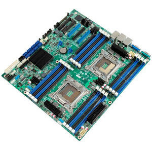 Intel BBS2600CP2J S2600CP2J Server Motherboard - C600-A Chipset - Socket R LGA-2011 - 10x OEM Pack