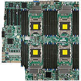 Supermicro MBD-X9QR7-TF+-O Server Motherboard - Intel C602 Chipset - Socket R LGA-2011 - 1 x Retail