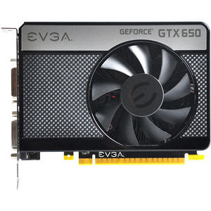 EVGA 01G-P4-2650-KR GeForce GTX 650 Graphic Card - 1.06 GHz Core - 1 GB GDDR5 - PCI Express 3.0 x16