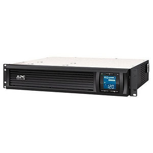 APC SMC1500-2U Smart-UPS C 1500VA 900W 2U LCD 120V UPS