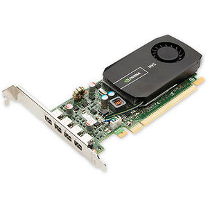 PNY VCNVS510DVI-PB Quadro NVS 510 Graphic Card - 2GB DDR3 SDRAM - PCI Express 3.0 x16 - Low-profile