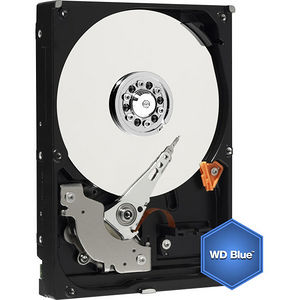 "WD WD7500BPVX Blue 750 GB 2.5"" 5400 RPM Internal Hard Drive - SATA"