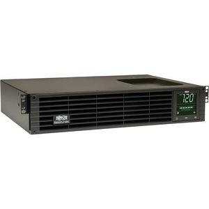 Tripp Lite SMART1500RMXLN UPS Smart 1500VA 1350W Rackmount AVR 120V SNMP USB DB9 Extended Run 2URM