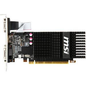 MSI R6450-2GD3H/LP Radeon HD 6450 Graphic Card - 625 MHz Core - 2 GB DDR3 SDRAM - PCIE 2.0 x16 - LP