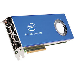 Intel SC3120A Xeon Phi 3120A Heptapentaconta-core (57 Core) 1.10 GHz Coprocessor - PCI Express x16