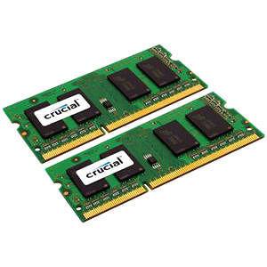 Crucial CT2K8G3S160BM 16GB (2 x 8 GB) DDR3 SDRAM Memory Module