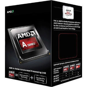 AMD AD640KOKHLBOX A6-6400K Dual-core (2 Core) 3.90 GHz Processor - Socket FM2 Retail Pack