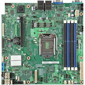 Intel DBS1200V3RPS S1200V3RPS Server Motherboard - Chipset - Socket H3 LGA-1150