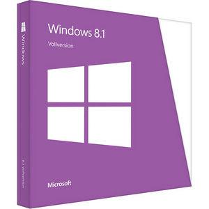 Microsoft WN7-00615 Windows 8.1 64-bit - License and Media - OEM