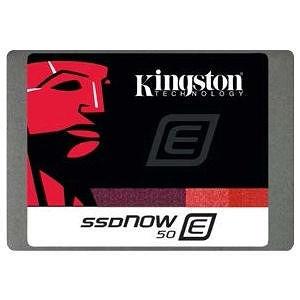 "Kingston SE50S37/480G SSDNow E50 480 GB 2.5"" Internal Solid State Drive - SATA"