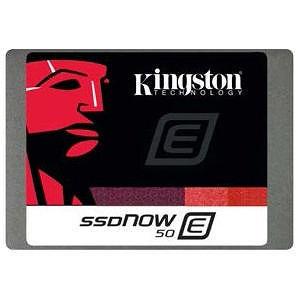 "Kingston SE50S37/100G SSDNow E50 100 GB 2.5"" Internal Solid State Drive - SATA"