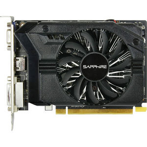 Sapphire 11215-01-20G Radeon R7 250 Graphic Card - 1 GHz Core - 2 GB DDR3 SDRAM - PCI-E 3.0 x16