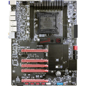 EVGA 151-SE-E779-K3 Classified Desktop Motherboard - Intel X79 Express Chipset - Socket R LGA-2011