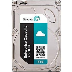 "Seagate ST2000NM0054 2 TB 3.5"" Internal Hard Drive - SAS"