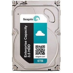 "Seagate ST6000NM0084 512E 6 TB 3.5"" Internal Hard Drive - SATA"