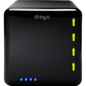 Drobo DDR3A21 4-Bay Direct Attached Storage