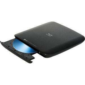 LG WP40NB30 Blu-ray Writer - Retail Pack - Black