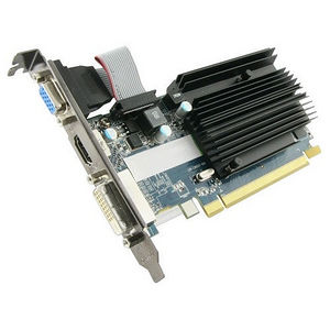 Sapphire 11233-01-20G Radeon R5 230 Graphic Card - 625 MHz Core - 1 GB DDR3 SDRAM - PCI-E 2.1