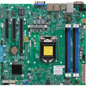 Supermicro MBD-X10SLM-F X10SLM-F Server Motherboard - Intel Chipset - Socket H3 LGA-1150