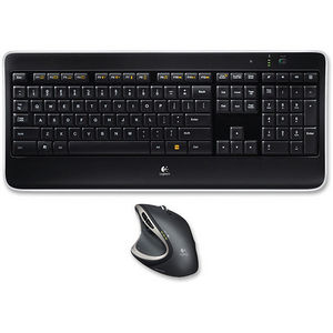 Logitech 920-006237 MX800 Wireless Keyboard & Mouse Combo