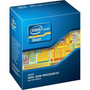 Intel BX80646E31276V3 Xeon E3-1276 v3 Quad-core (4 Core) 3.60 GHz Processor - Socket H3 LGA-1150