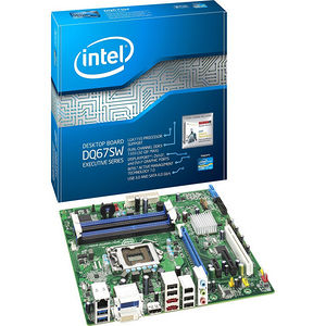 Intel BOXDQ67SWB3 Executive DQ67SW Desktop Motherboard - Chipset - Socket H2 LGA-1155