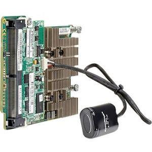 HP 698536-B21 Smart Array P731m/512 FBWC 6Gb 4-ports Ext Mezzanine SAS Controller