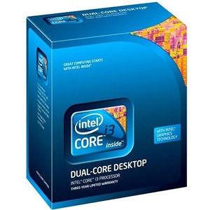 Intel BX80646I34160 Core i3 i3-4160 Dual-core 3.60 GHz Processor - Socket H3 LGA-1150 Retail