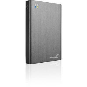 Seagate STCV2000100 Wireless Plus 2 TB USB 3.0 External Network Hard Drive