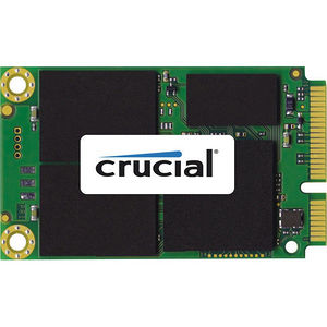 Crucial CT480M500SSD3 M500 480 GB Internal Solid State Drive - mini-SATA - Plug-in Module