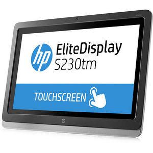 "HP E4S03A8#ABA Elite S230tm 23"" LCD Touchscreen Monitor - 16:9 - 7 ms"