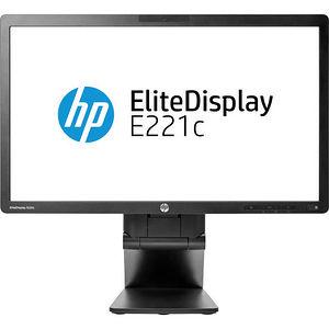 "HP D9E49AA#ABA Business E221c 21.5"" LED LCD Monitor - 16:9 - 7 ms"