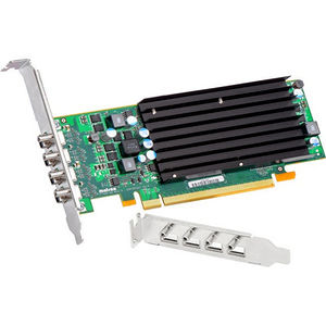 Matrox C420-E2GBLAF C-Series C420 Graphic Card - 2GB GDDR5 - PCIE 3.0 x16 - Half-length/Low-profile
