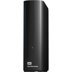 WD WDBWLG0050HBK-NESN Elements 5 TB External Hard Drive