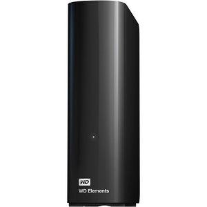 WD WDBWLG0040HBK-NESN Elements 4 TB External Hard Drive
