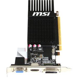 MSI R5 230 2GD3H LP Radeon R5 230 Graphic Card - 625 MHz Core - 2 GB GDDR3 - PCIE 2.1 x16 - LP