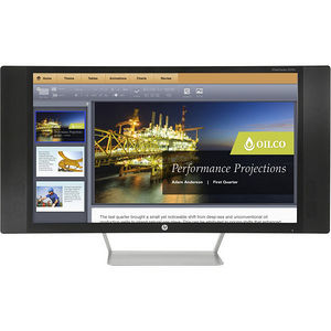 "HP K1M38AA#ABA Business S270c 27"" LED LCD Monitor - 16:9 - 8 ms"