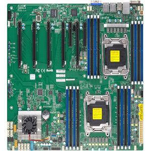 Supermicro MBD-X10DRG-Q-O Server Motherboard - Intel C612 Chipset - Socket LGA 2011-v3 - Retail