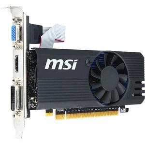 MSI N730K-2GD5LP/OC GeForce GT 730 Graphic Card - 1.01 GHz Core - 2 GB GDDR5 - Low-profile