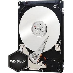"WD WD3200LPLX Black 320 GB 2.5"" Internal Hard Drive - SATA - Portable"